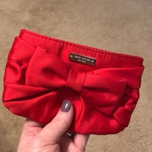 Kate Spade bow small wallet.